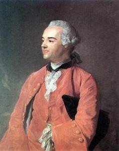 Jacques Cazotte (1719-1792) fue un escritor francés.