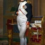 Napoleón I Bonaparte. Emperador de los franceses, Copríncipe de Andorra, Rey de Italia, Protector de la Confederación del Rin.