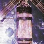 Estación espacial sobrevolando el mar Caribe: los científicos han estudiado la hipótesis de las perturbaciones magnéticas.