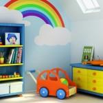 Por su constante necesidad de juego, muchos muebles y complementos infantiles son a la vez juguetes.