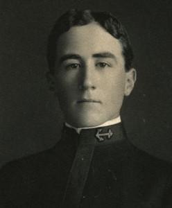 James N. Sutton, tenía 22 años cuando falleció.