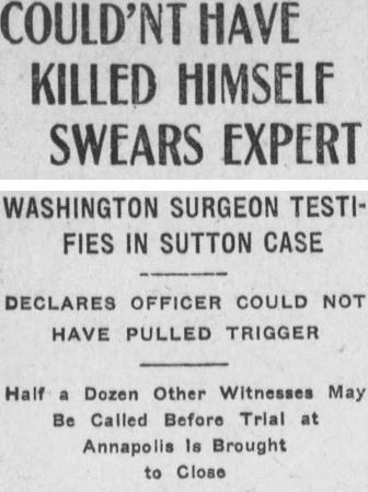 El caso de la muerte de Jimmie Sutton