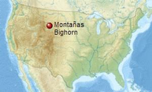 Las montañas Bighorn son una cordillera de los Estados Unidos situada al norte de las Grandes Llanuras, una de las estribaciones orientales de las Montañas Rocosas.