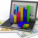Son muy variados los tipos de gráficos empleados en las aplicaciones prácticas: diagramas lineales, de barras, de sectores, de puntos, pictogramas, cartogramas, histogramas...