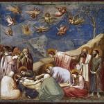 Lamentación sobre Cristo muerto es una escena obra del pintor italiano Giotto (1267-1337) realizada al fresco.