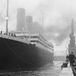 El RMS Titanic fue el segundo de tres hermanos, que formaban la clase Olympic, propiedad de la naviera británica White Star Line.