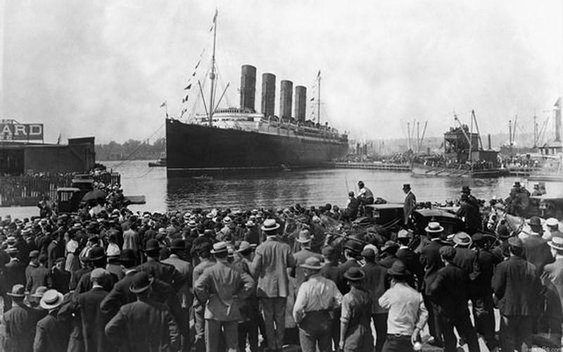 Semejanzas y diferencias entre el Titanic y el Titán.