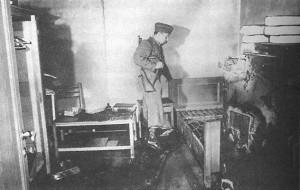 El Führerbunker fue tomado por las fuerzas soviéticas el 2 de mayo de 1945, encontrando algunos cuerpos pero no el de Hitler.