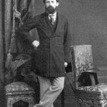 Charles Sanders Peirce (1839-1914) fue un filósofo, lógico y científico estadounidense.