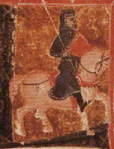 Soldado occitano y trovador, Bertran de Born ha sido reconocido por grandes figuras modernas como uno de sus poetas favoritos.