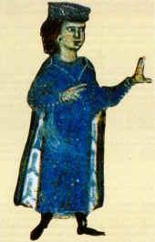 Guillermo IX de Aquitania fue un noble francés, primero de los trovadores en lengua provenzal de que se tiene noticia.