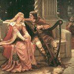 La época de los trovadores fue un periodo de damas y caballeros, de leyendas y aventuras, de hidalguía y música.
