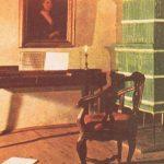 En este clavicémbalo Mozart compuso sus últimas obras como el 'Réquiem' o 'La flauta mágica'.