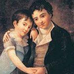 Franz Xaver (el menor) y Karl Thomas (Wolfgang Mozart) fueron los dos únicos, de los siete hijos del famoso compositor austríaco, que le sobrevivieron.