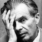 Aldous Huxley (1894-1963), escritor que se interesó por temas espirituales como la parapsicología y la filosofía mística.