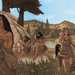 No existen evidencias de que los seres humanos prehistóricos viviesen en promiscuidad. Esa vieja teoría se ha ido desechando poco a poco. Además, en la actualidad hay pueblos que viven como vivían los grupos humanos del Paleolítico, y en todos ellos la familia está perfectamente constituida.