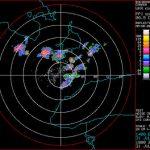 Un radar meteorológico es un tipo de radar usado en meteorología para localizar precipitaciones, calcular sus trayectorias y estimar sus tipos (lluvia, nieve, granizo, etcétera).