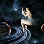 El puesto del hombre en el cosmos.