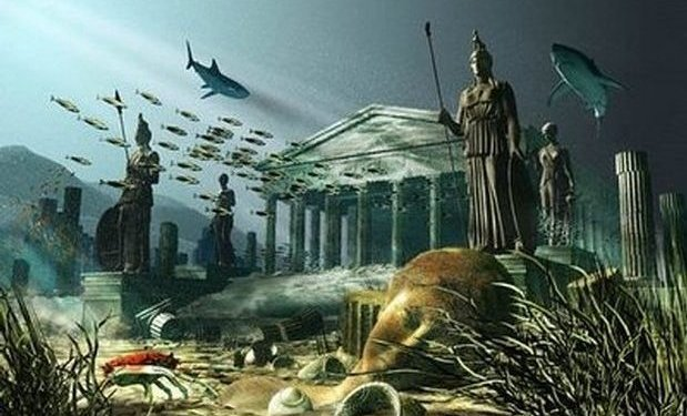 La Atlántida, el paraíso perdido