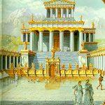 El afán de riqueza empezó a tener más valor que la bondad entre los habitantes de la Atlántida. Perdieron la virtud. La divinidad que poseían era una llama cada vez más débil que se iba extinguiendo… y eso sería su perdición.
