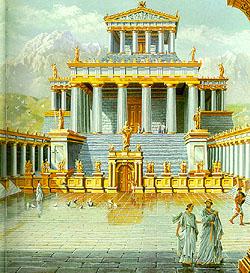 El afán de riqueza empezó a tener más valor que la bondad entre los habitantes de la Atlántida... y eso sería su perdición.