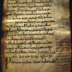 Las Glosas Emilianenses del siglo X son más de un millar de pequeñas anotaciones manuscritas en lengua romance, o español primitivo, a un códice en latín que contiene palabras y construcciones que no se entendían ya. El nombre se debe a que fueron compuestas en el monasterio de San Millán de la Cogolla (Millán o Emiliano procede del latín Aemilianus), perteneciente a La Rioja.