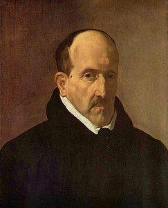 Luis de Góngora y Argote, poeta y dramaturgo español del llamado Siglo de Oro, máximo exponente de la corriente literaria conocida más tarde como culteranismo.