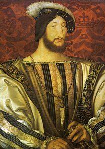 Francisco I de Francia, considerado como el monarca emblemático del período del Renacimiento francés.