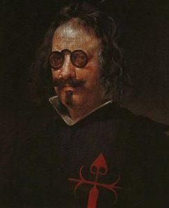 Francisco de Quevedo (1580-1645) es uno de los autores más destacados de la historia de la literatura española.