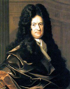 Gottfried Wilhelm Leibniz fue un filósofo, teólogo, lógico, matemático, jurista, bibliotecario, político alemán y uno de los grandes pensadores de los siglos XVII y XVIII.