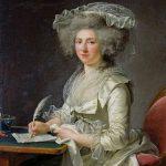 Marie-Jeanne Roland de la Platière fue junto con su marido una señalada partidaria de la Revolución francesa y un influyente miembro del grupo político girondino.