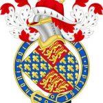 Escudo de armas de Eduardo III de Inglaterra.