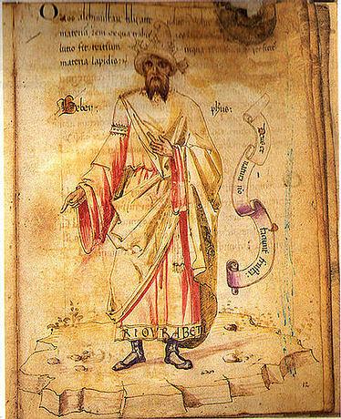 Abu Mūsa Ŷābir ibn Hayyan