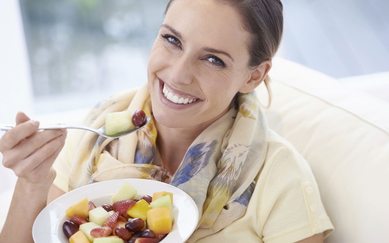 Adelgazar de manera saludable.