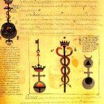 Extracto de 'La alquimia de Flamel', de Denys Molinier. Siglo XVIII.