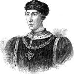 Enrique VI de Inglaterra (1421-1471), único hijo de Enrique V y de Catalina de Francia.
