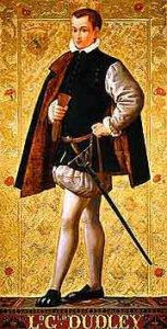 Lord Guilford Dudley fue el esposo de Jane Grey, quien ocupó el trono inglés del 10 al 19 de julio de 1553.