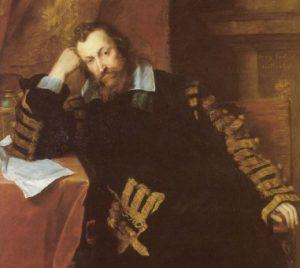Henry Percy (1564-1632). Su leve sordera y ligero impedimento del habla no le frenaron para convertirse en una importante figura intelectual y cultural de su generación.