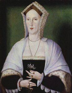 Margaret Pole, octava condesa de Salisbury, fue el último miembro legítimo de la dinastía Plantagenet y cruelmente ajusticiada por órdenes de Enrique VIII.