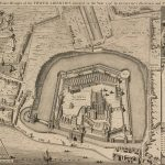 Plano de la Torre en 1597.