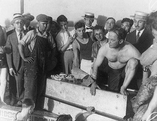 La magia de Harry Houdini