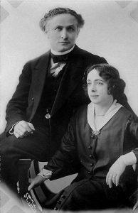 Houdini no tuvo hijos porque su esposa Bess podría haber padecido los síntomas de una amenorrea primaria.