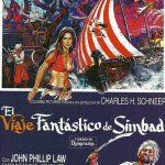 'El viaje fantástico de Simbad' es una película británico-estadounidense dirigida por Gordon Hessler y estrenada por primera vez en diciembre de 1973 en el Reino Unido.