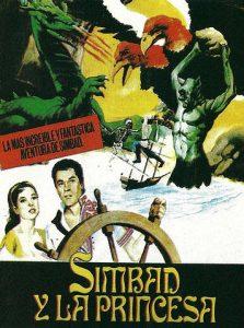 'Simbad y la princesa' es una película estadounidense dirigida por Nathan Juran y estrenada en 1958.