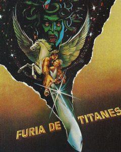 Película de 1981 dirigida por Desmond Davis. Adaptación del mito de Perseo, su lucha con Medusa y su intento de salvar a la ciudad de Jopa y a la princesa Andrómeda de la muerte.