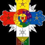 Rosacruz de la Orden Hermética del Alba Dorada, una fraternidad de magia ceremonial y ocultismo, fundada en Londres en 1888 por William Wynn Westcott, Samuel MacGregor Mathers y William Robert Woodman.