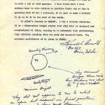 """Dibujo realizado por Kenneth Arnold (1915-1984), que aseguró haber visto nueve objetos inusuales volando en cadena como """"platillos rebotando sobre el agua"""" durante aproximadamente tres minutos cerca del monte Rainier, en Washington (EUA)."""