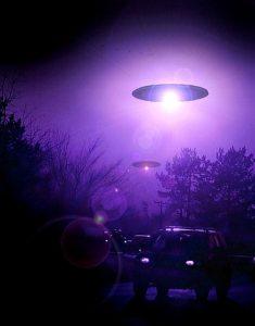 Un ovni es un fenómeno aéreo sólido o luminoso (o ambos) cuya naturaleza no es reconocida por los observadores.