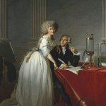 Antoine-Laurent de Lavoisier (1743-1794) fue un químico, biólogo y economista francés, considerado el creador de la química moderna por sus estudios sobre la oxidación de los cuerpos, el fenómeno de la respiración animal, el análisis del aire, la ley de conservación de la masa, la teoría calórica y la combustión, y sus estudios sobre la fotosíntesis.