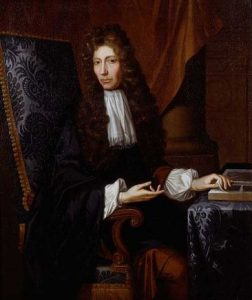 Robert Boyle fue un filósofo, físico, inventor irlandés y uno de los fundadores de la química moderna.